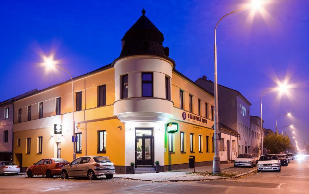 Penzion Královská cesta, Brno