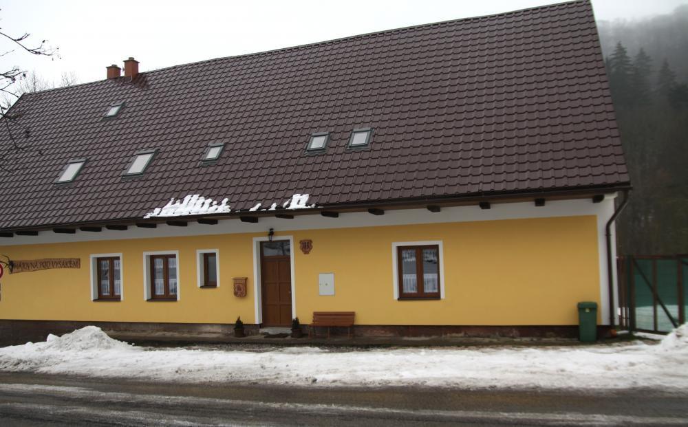 Apartmány Pod Vysákem, Stárkov