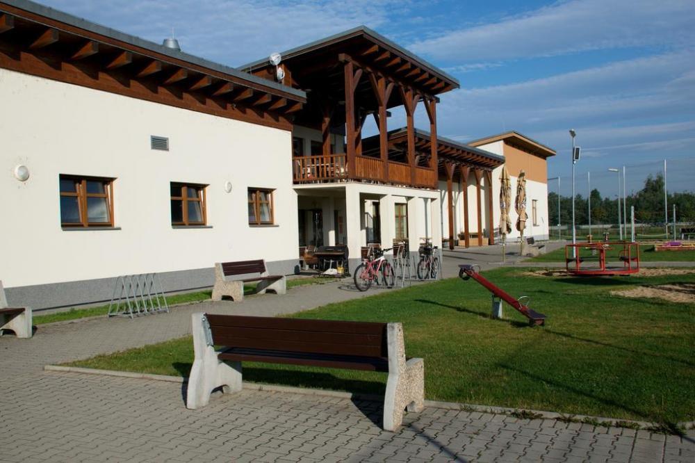 Sportovní areál Horní Počaply, Horní Počaply