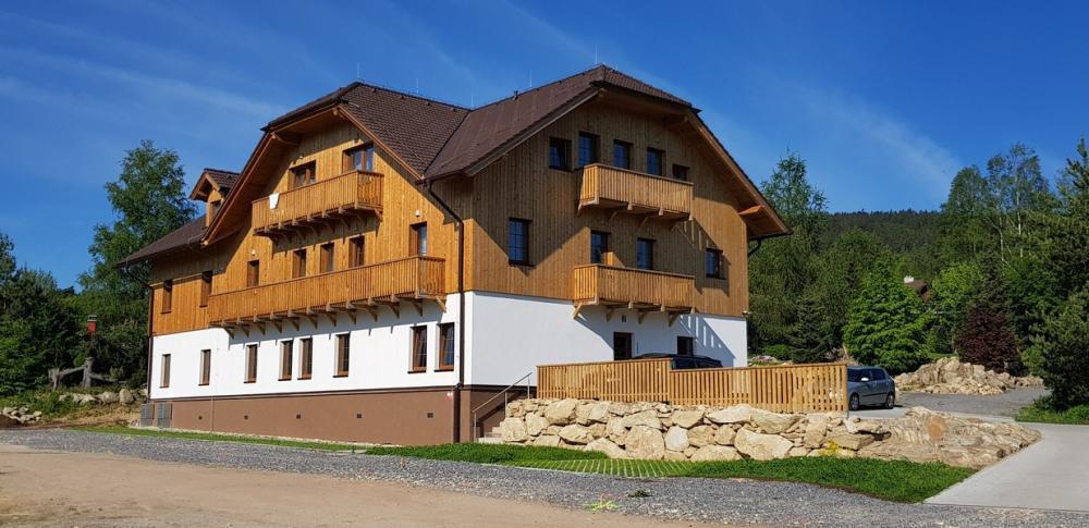Wellness Hotel Chalupa, Prášily