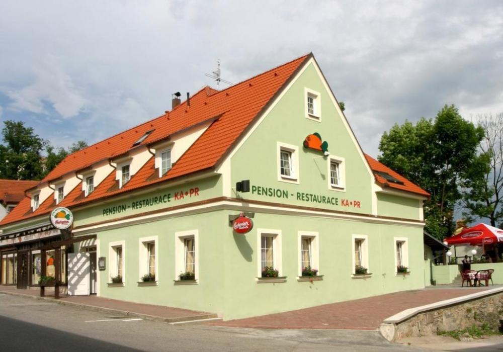 Penzion KA.PR, Hluboká nad Vltavou