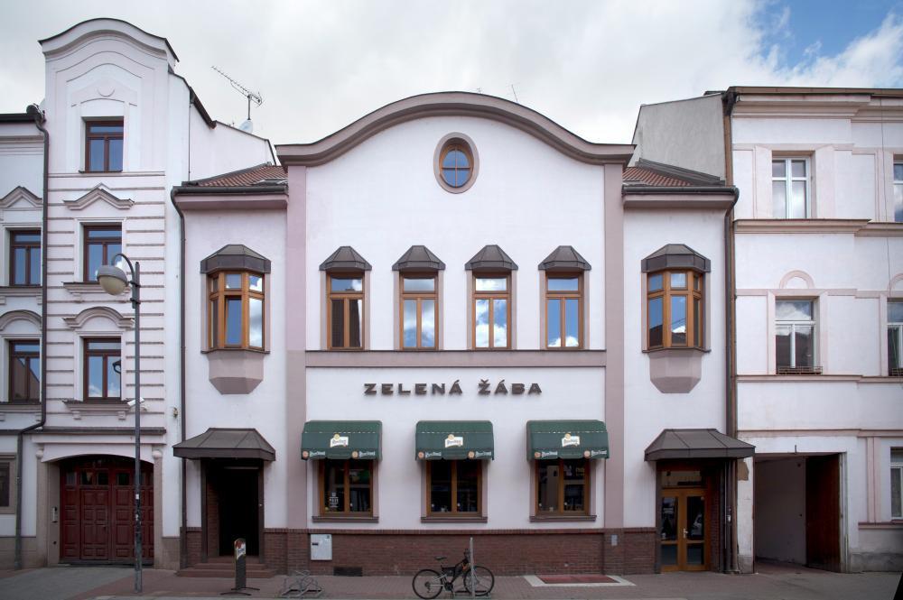 Zelená Žába, Pardubice