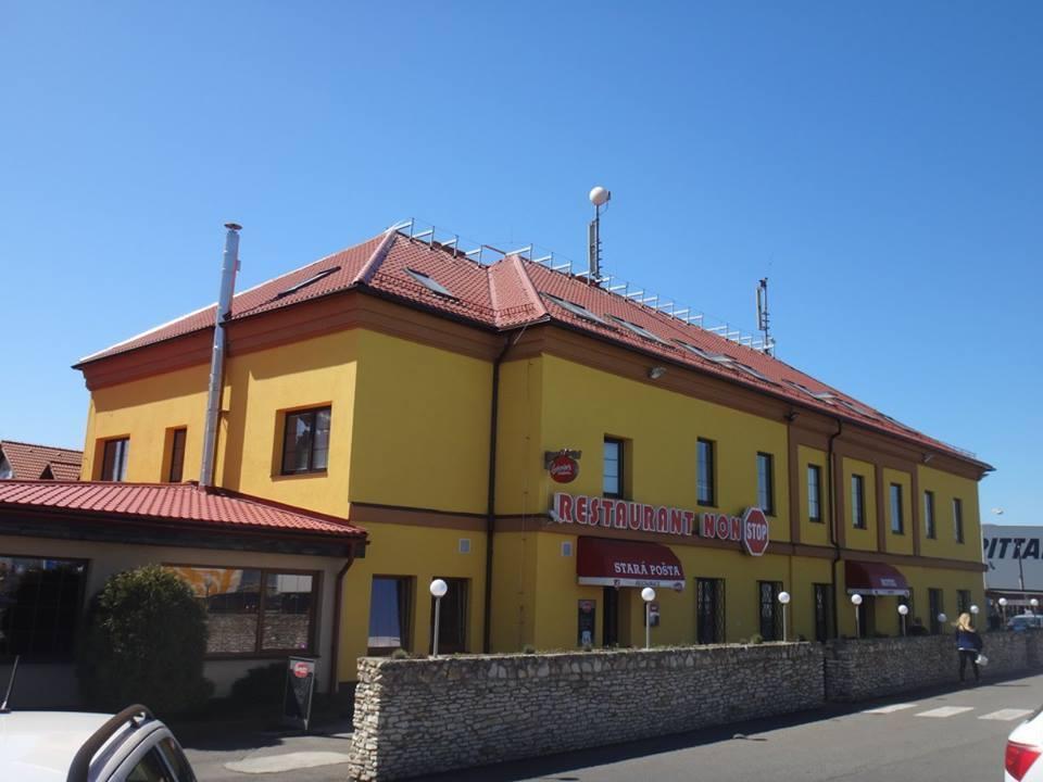 Hotel Stará Pošta, Zdiby