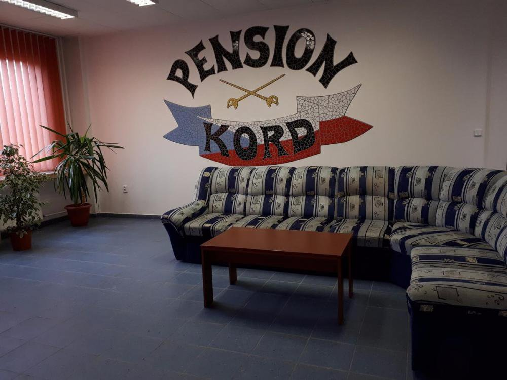 Pension Kord, Most