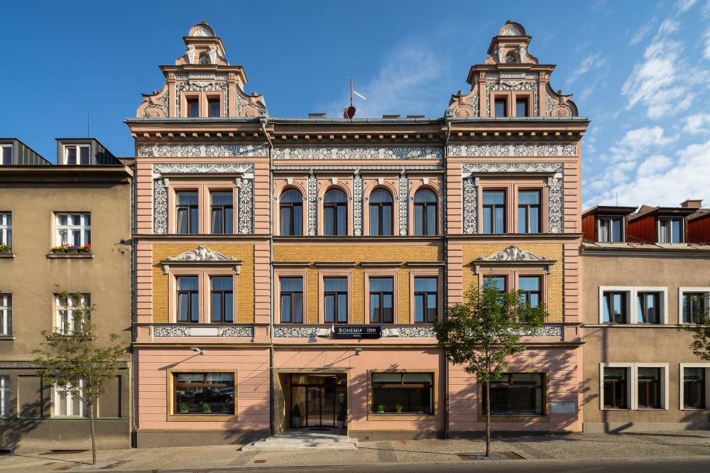 Bohemia Inn Hotel, Turnov