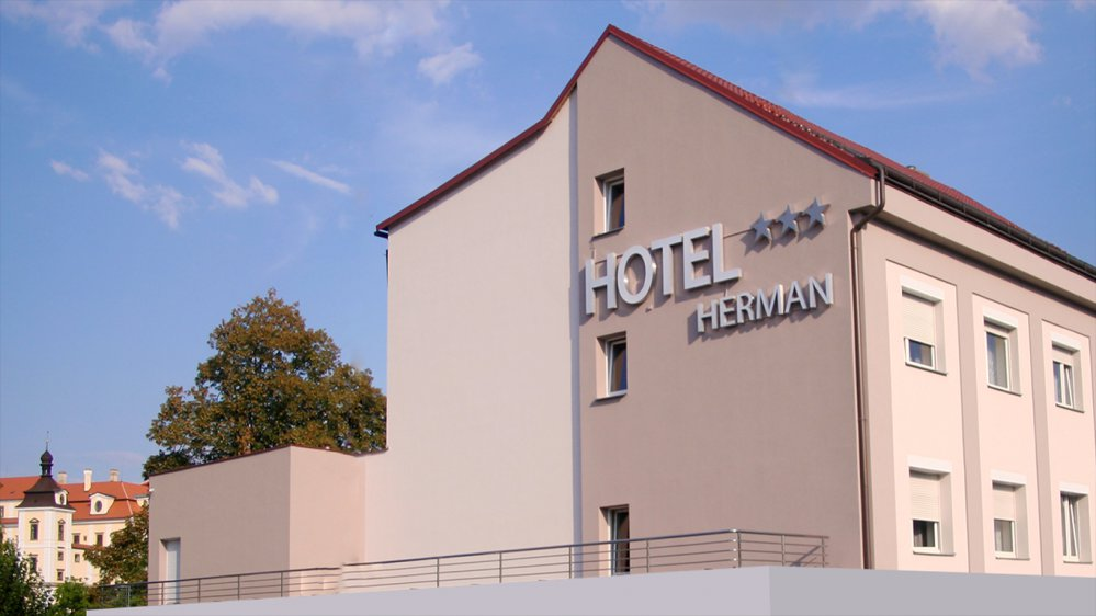 HOTEL HERMAN, Rychnov nad Kněžnou