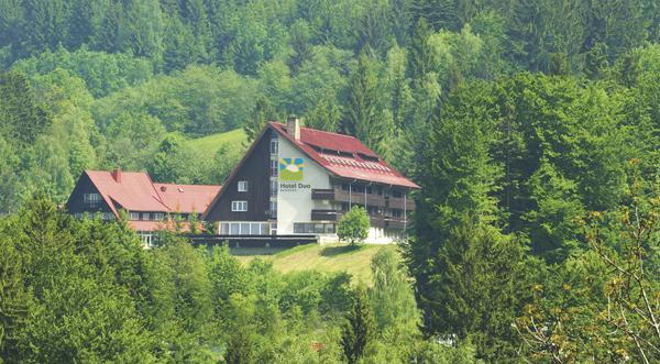 Hotel Duo, Horní Bečva
