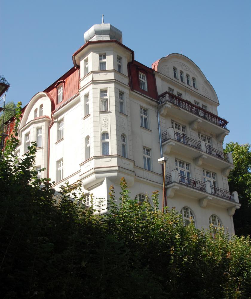 Hotel Dagmar, Jáchymov