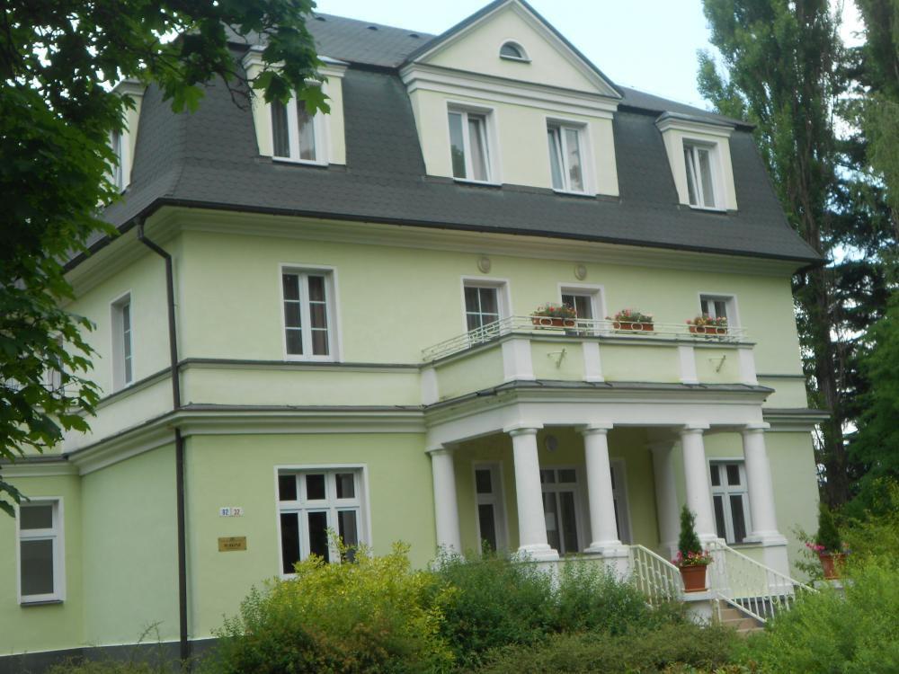 Lázeňský dům Purkyně, Konstantinovy Lázně
