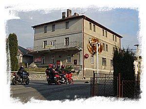Hotel Slávie, Potštejn