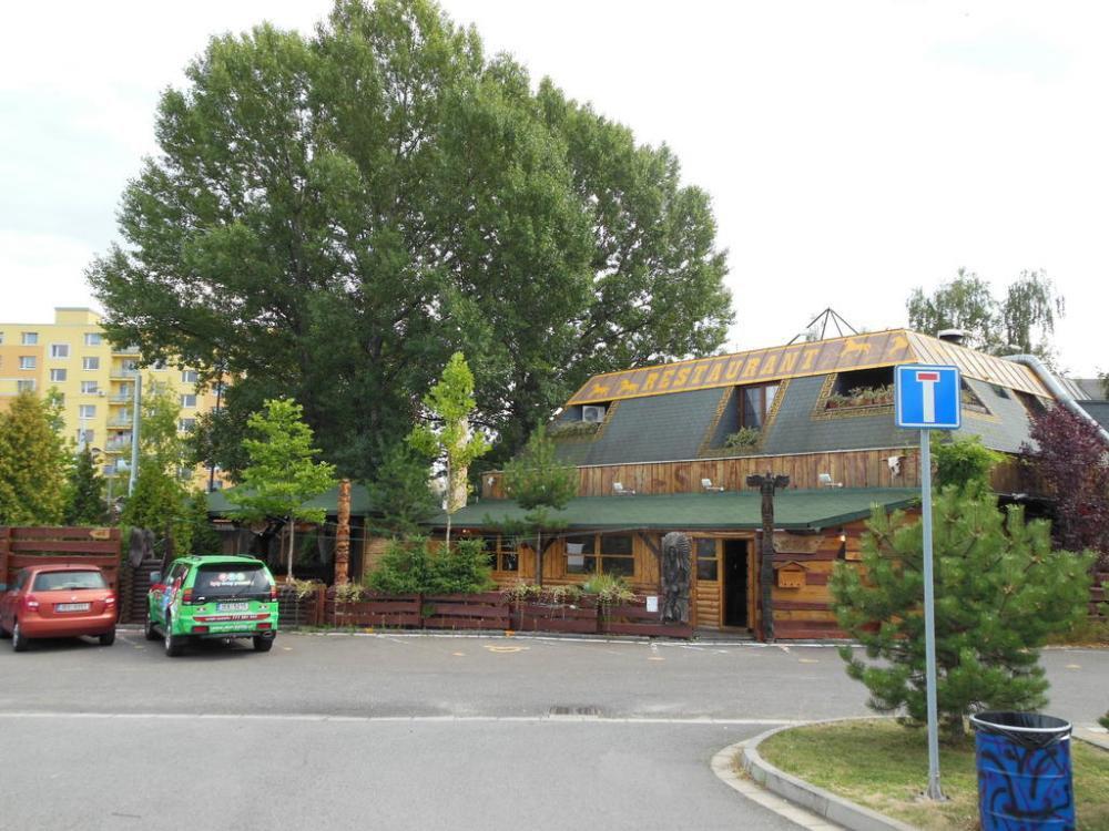 Restaurant a penzion Steak Station, Pardubice