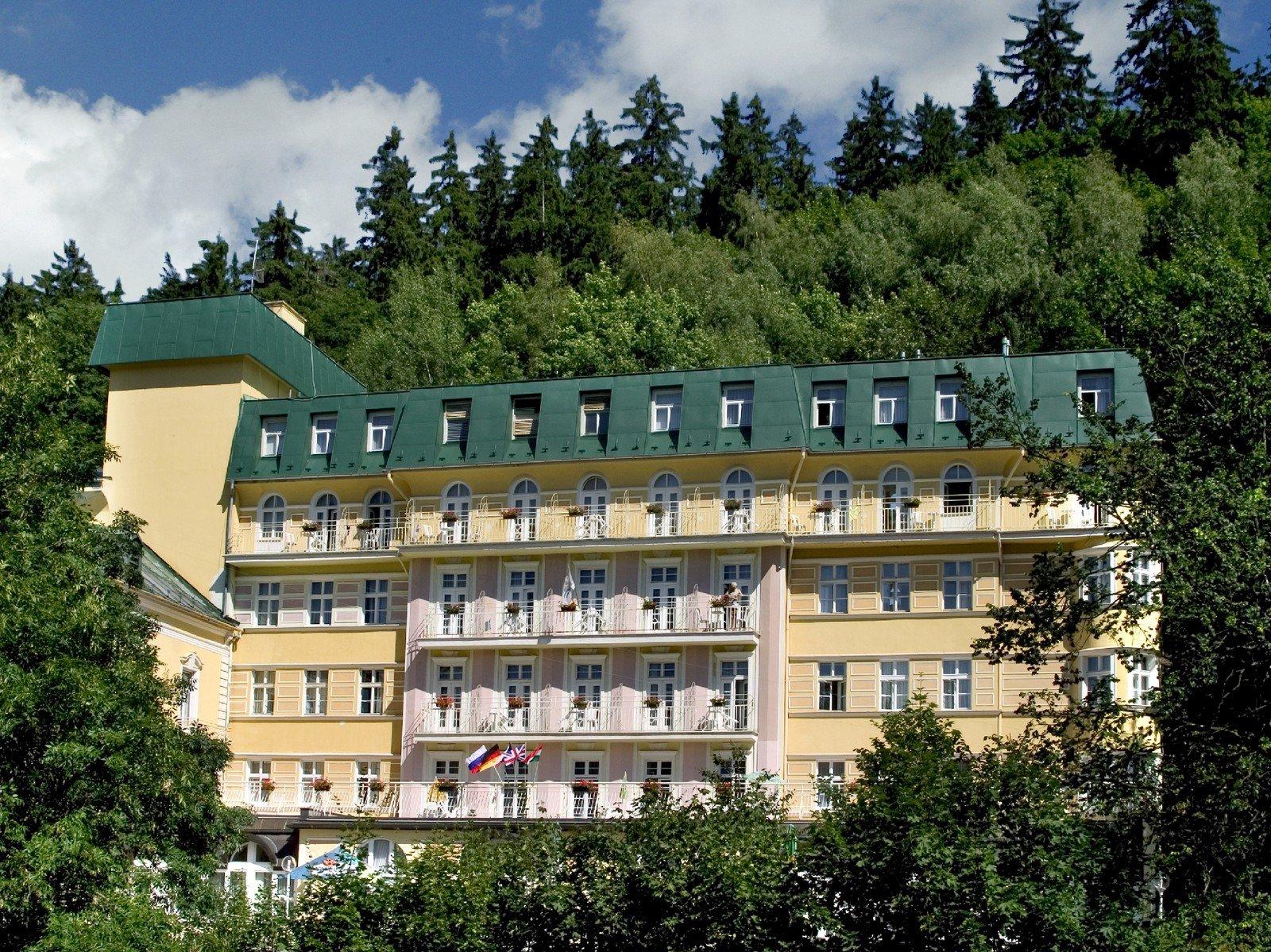 Vltava Ensana Health Spa Hotel, Mariánské Lázně