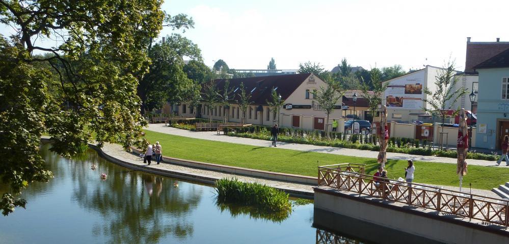 Hotel a restaurace Green Gondola, Plzeň