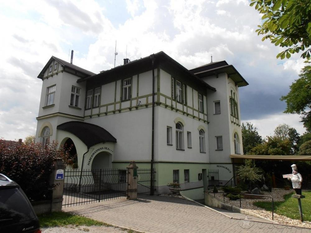 HABERMANNOVA VILA, Bludov
