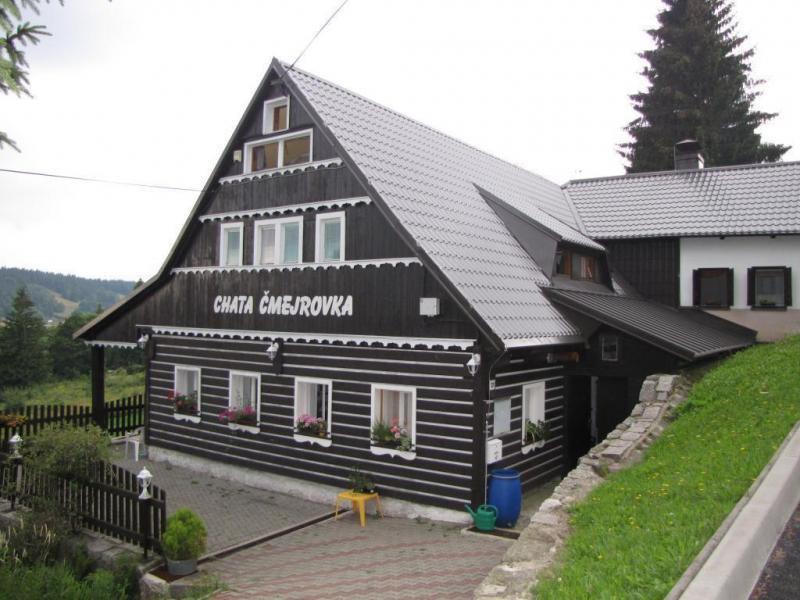 Chata Čmejrovka, Janov nad Nisou