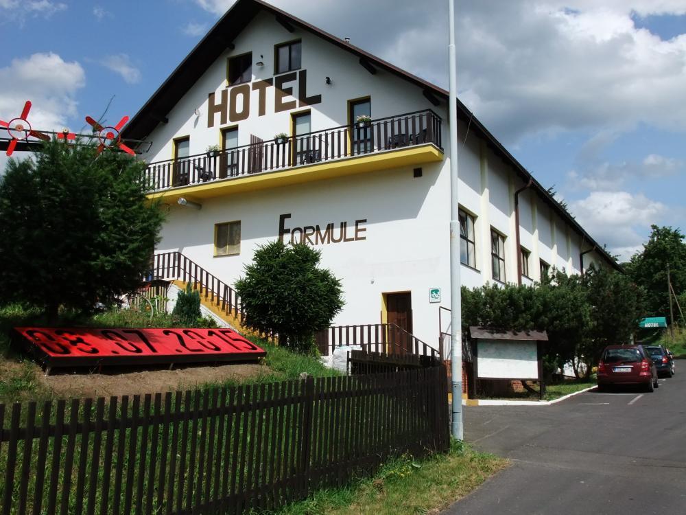 Hotel Formule, Děčín