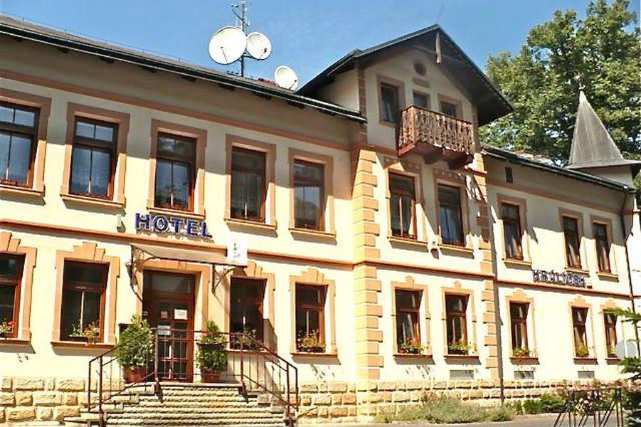 HOTEL KRÁLÍČEK, Turnov