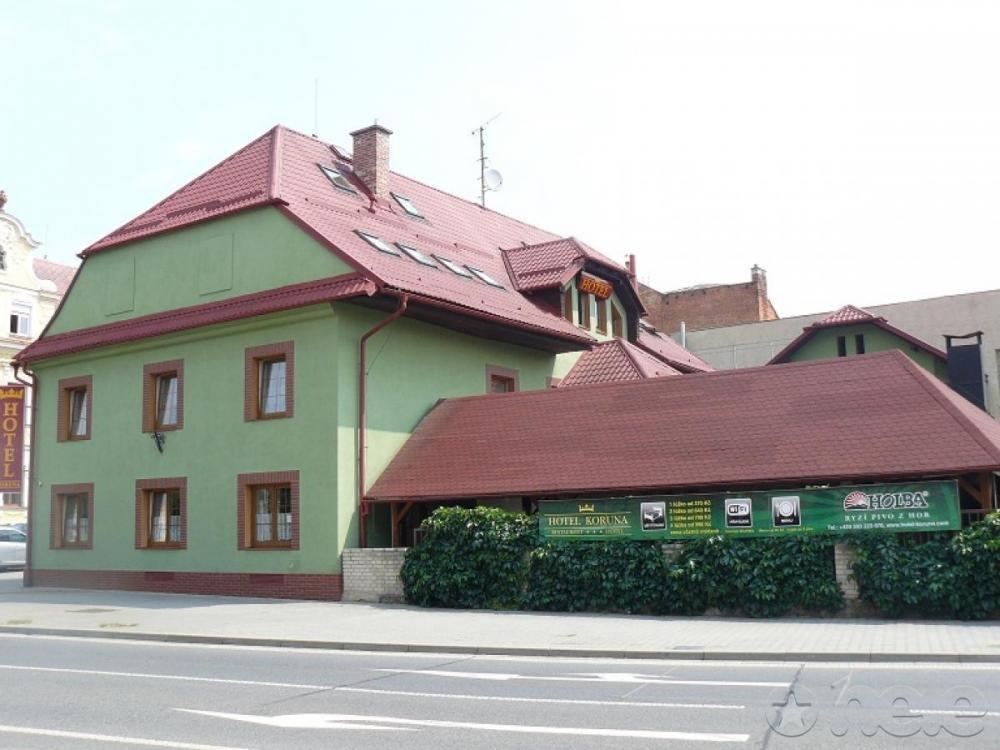 Hotel Koruna, Šumperk