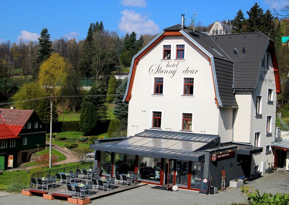 Hotel Slunný dvůr, Jeseník