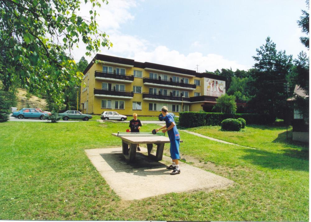 Rekreační středisko Doly Bílina, Sloup v Čechách