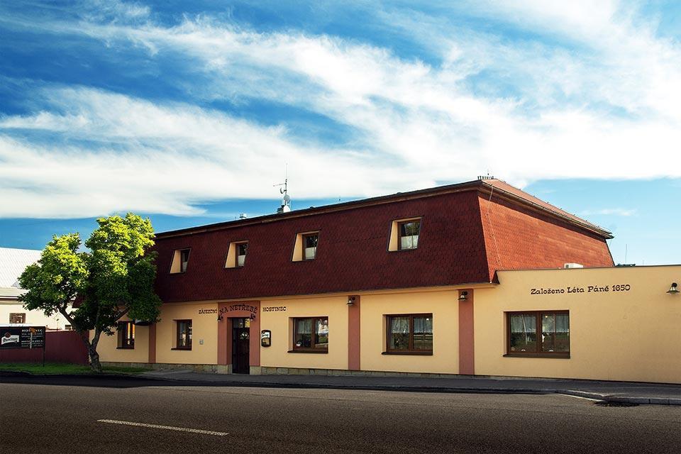 Penzion a Restaurace Na Netřebě, Mikulovice