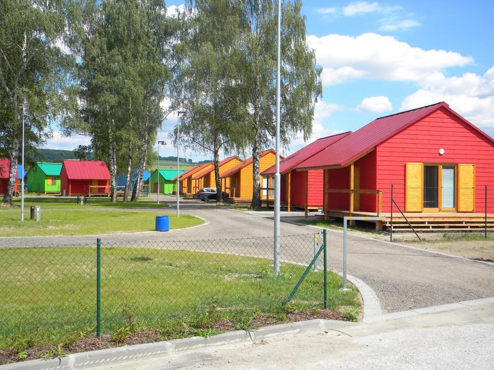 Rekreační areál Pahrbek, Napajedla