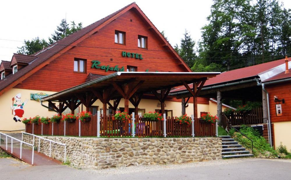 Hotel Rajská bouda, Malenovice