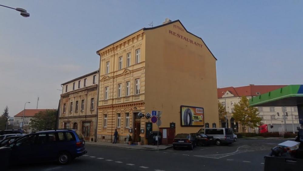 Pension Žlutý dům, Plzeň