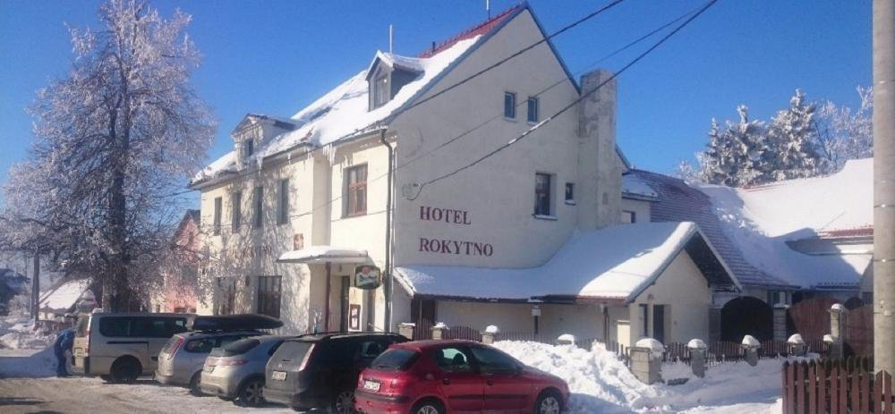 Hotel Rokytno, Nové Město na Moravě