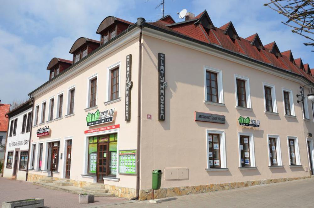 Penzion Zlatý Hrozen, Česká Lípa
