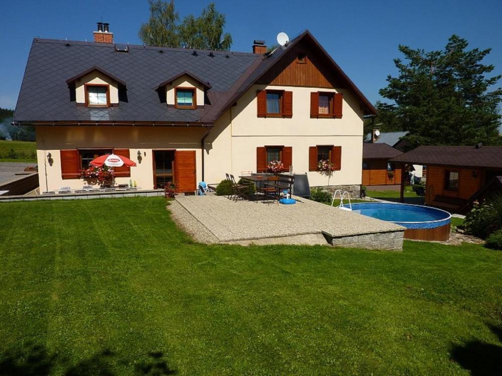 Horská chata Esty, Bělá pod Pradědem