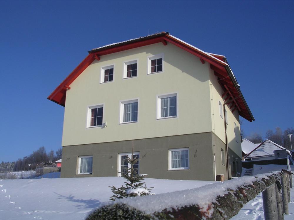 Apartmán Záhořovo lože, Horní Planá