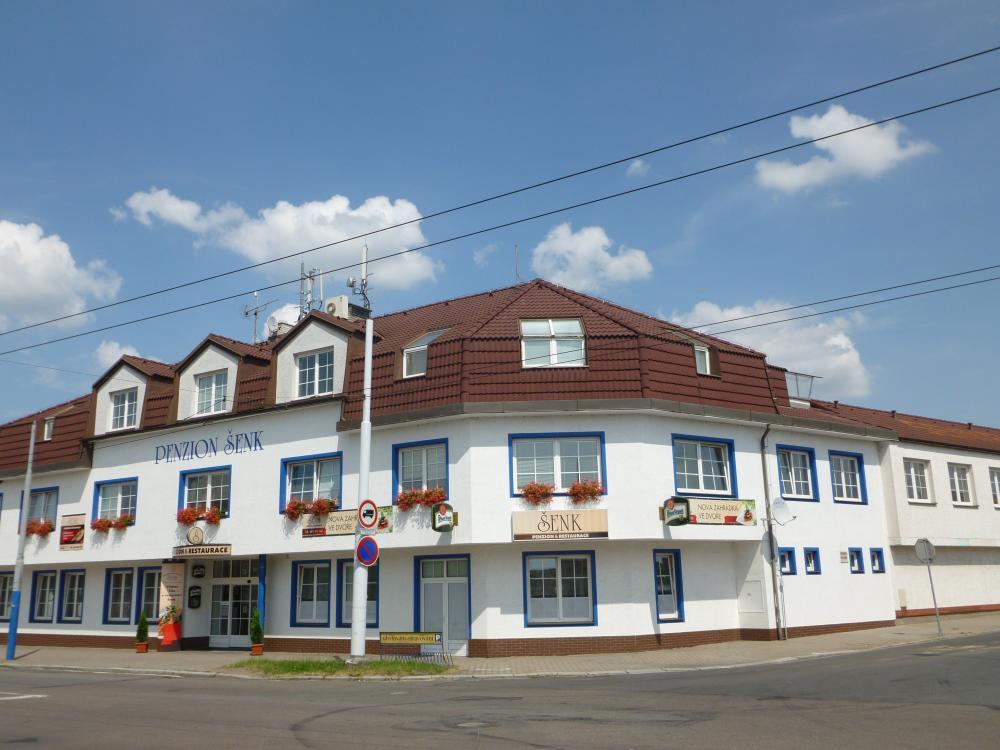 Penzion Šenk, Pardubice