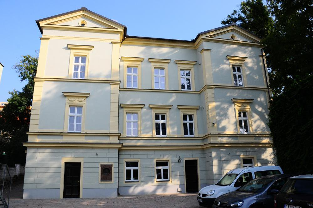 Penzion U sv. Kryštofa, Praha