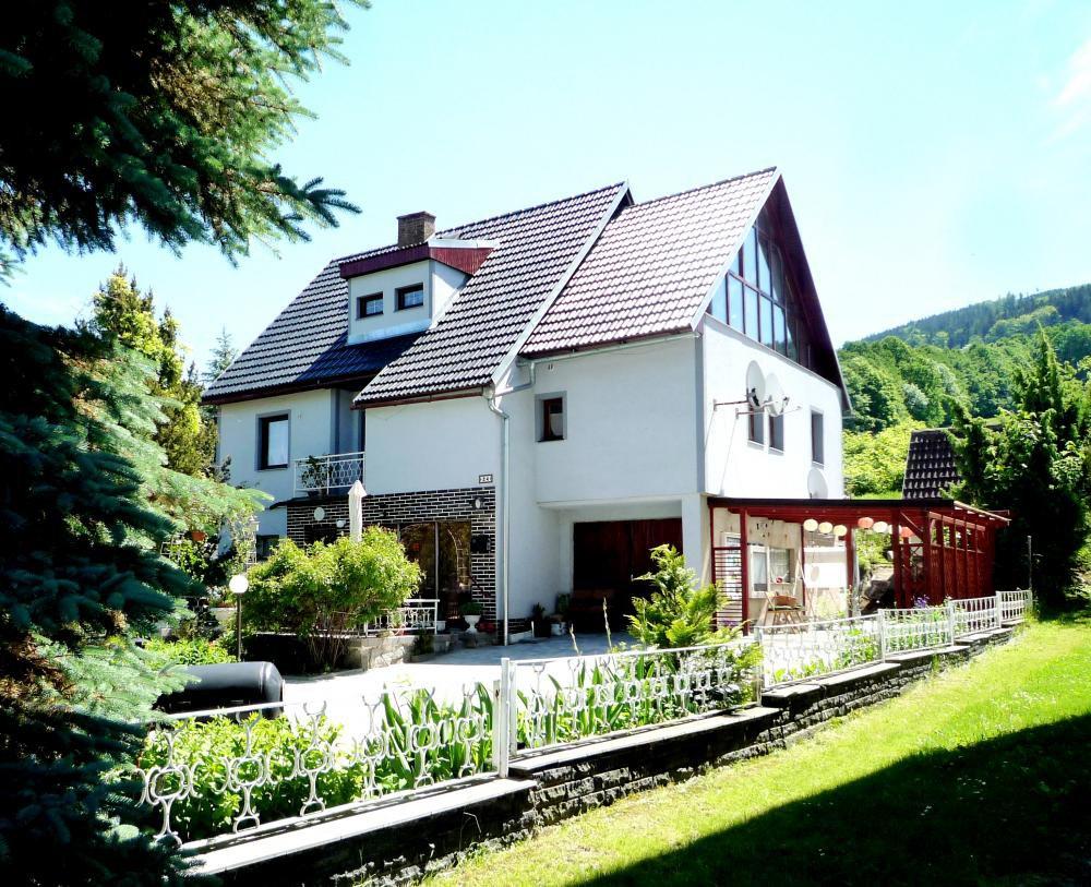 penzion POHODA apartmány, Česká Ves