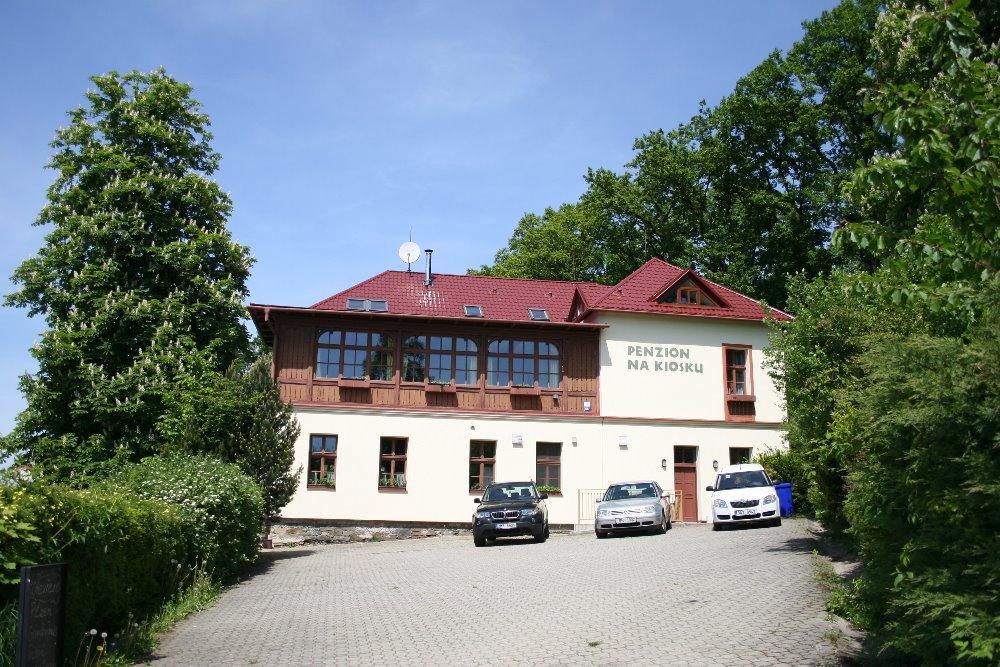 Penzion Na Kiosku, Šternberk
