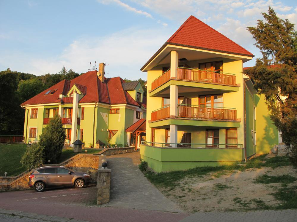 Penzion Stella, Luhačovice