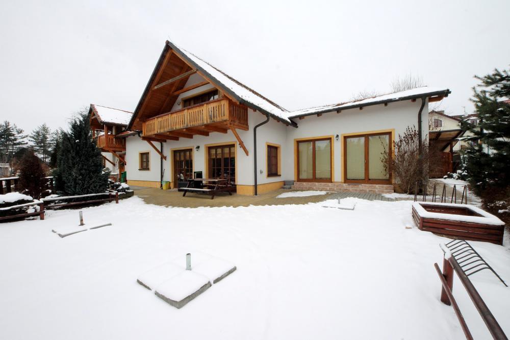 Druhý domov, Nový Bor