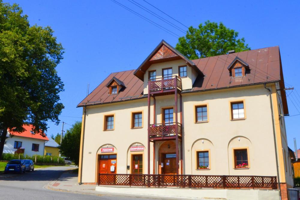 Penzion Červeňák, Polnička