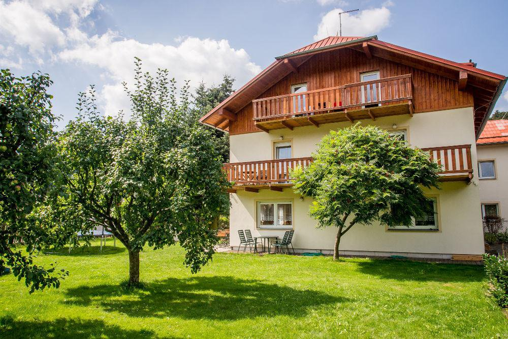 Pension Rieger, Kyselka
