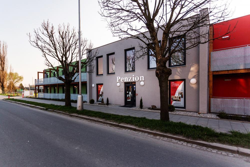 Penzion v jízdárně, Olomouc