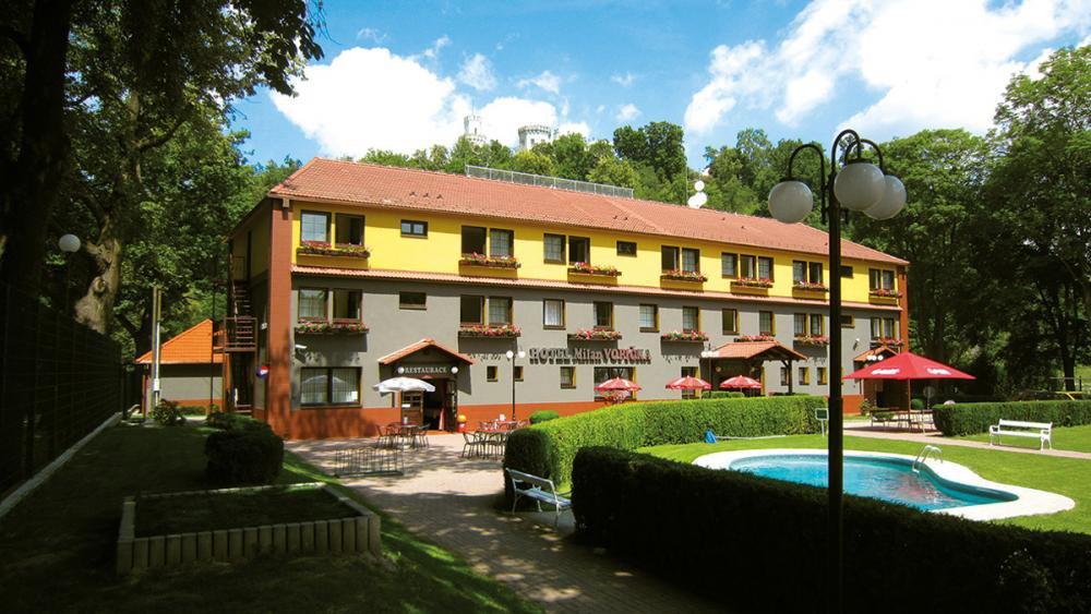 Hotel Milan Vopička , Hluboká nad Vltavou