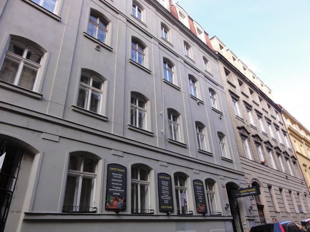 Apartmány Navrátilova, Praha