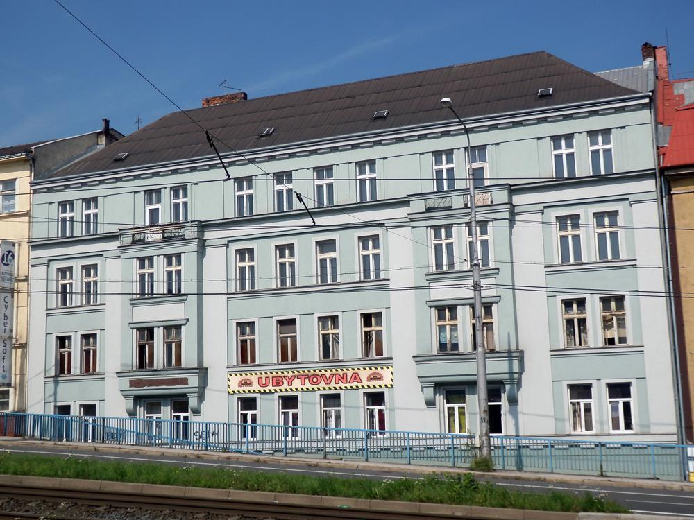 Ubytovna pod Mostem, Ostrava