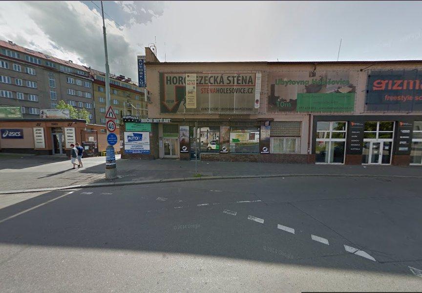 Dobrá Ubytovna, Praha