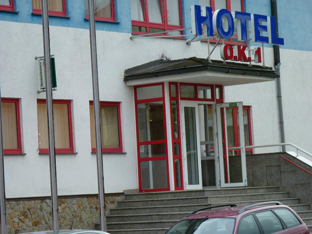 Hotel O.K. 1, Beroun