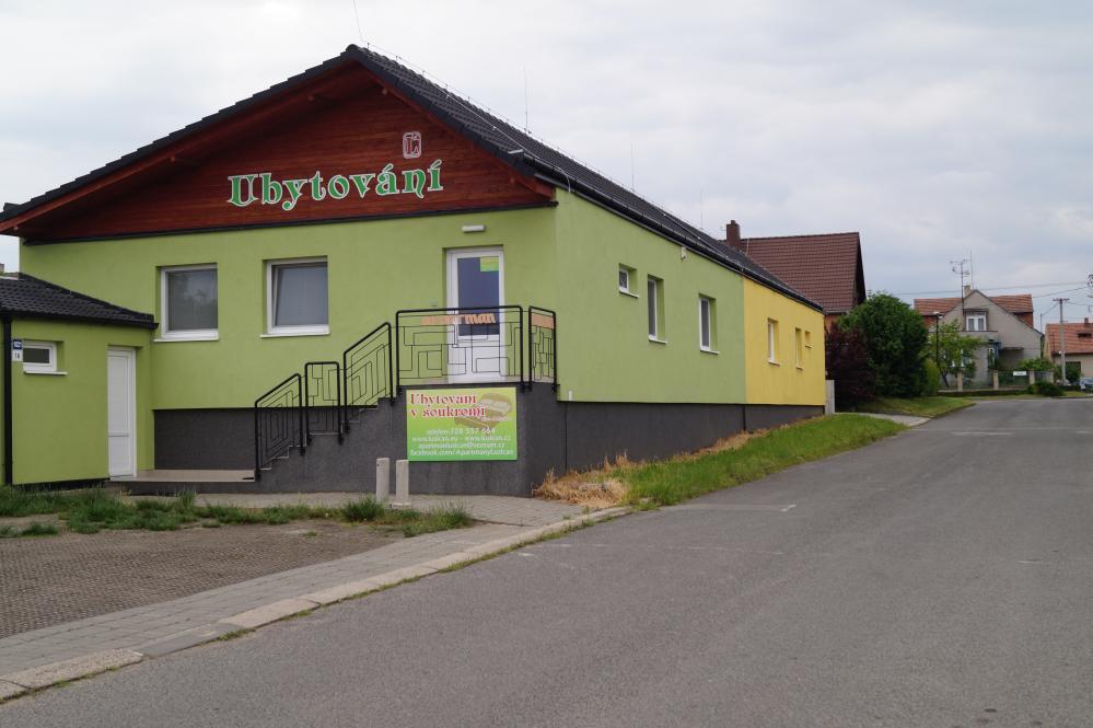 Apartmány Luzican, Lužice