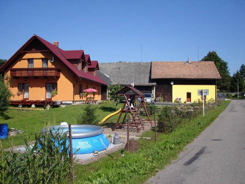 Penzion Marie Magdalenka, Helvíkovice