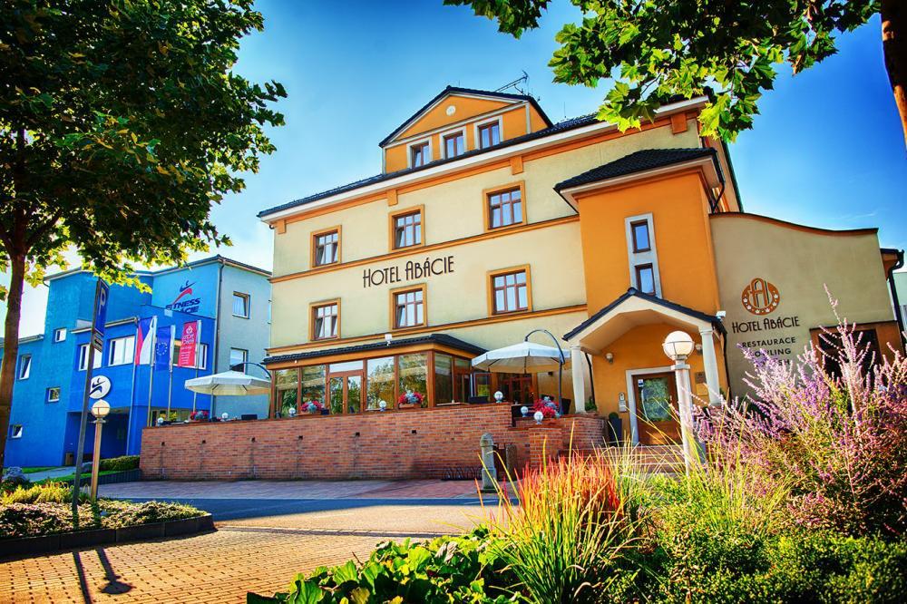Hotel Abácie Wellness, Valašské Meziříčí