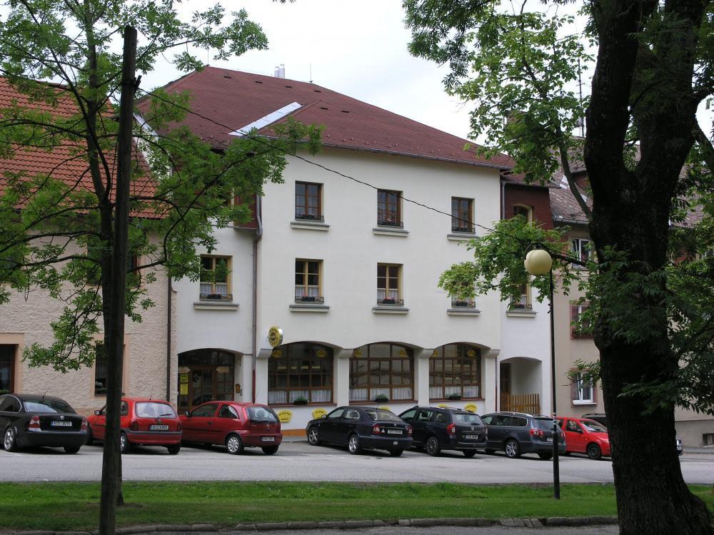 Pension Hochwald, Horní Planá